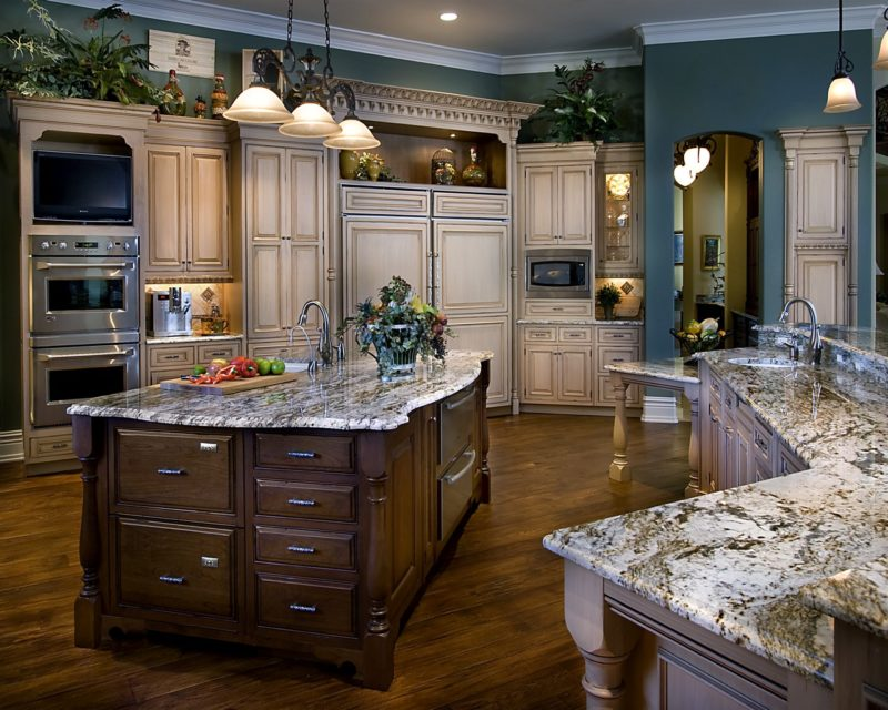 custom interior kitchen