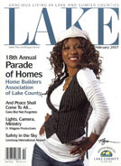 Lake Magazine cover